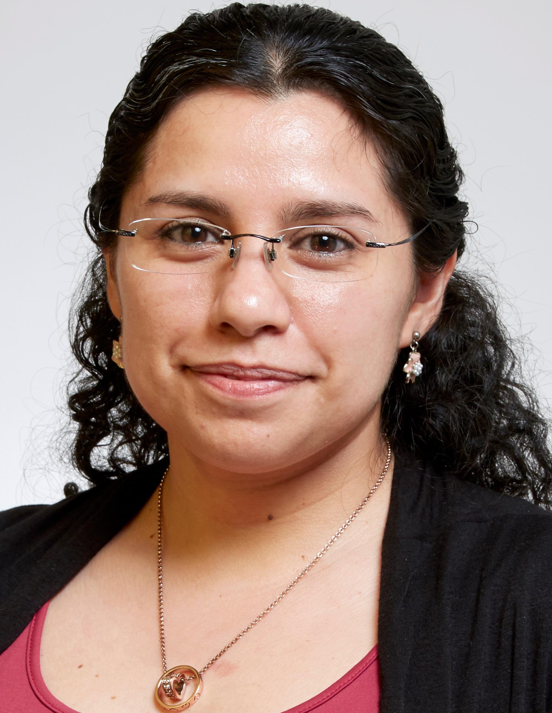 Dr. Karla Salgado Puga  Postdoc