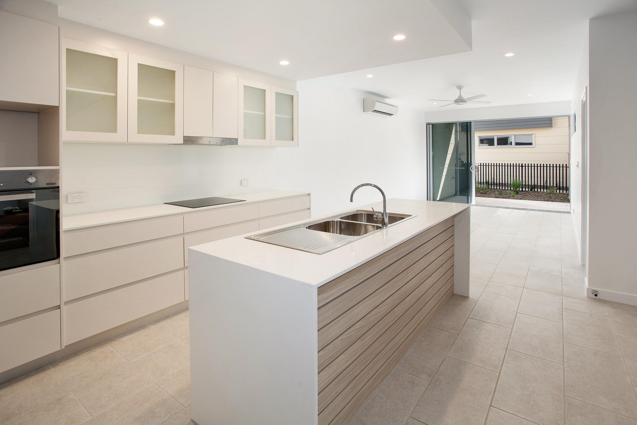 Oxford Kitchen - floor tiles clean, remove defect tape.jpg