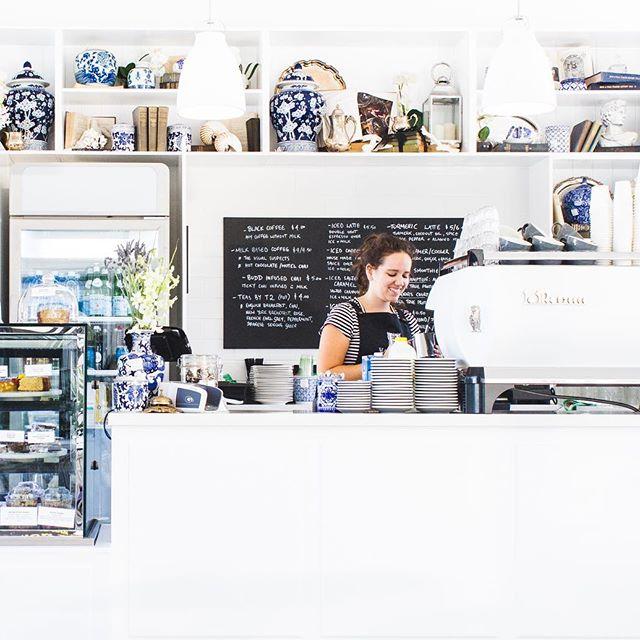 Hampton's Cafe - Buderim, QLD