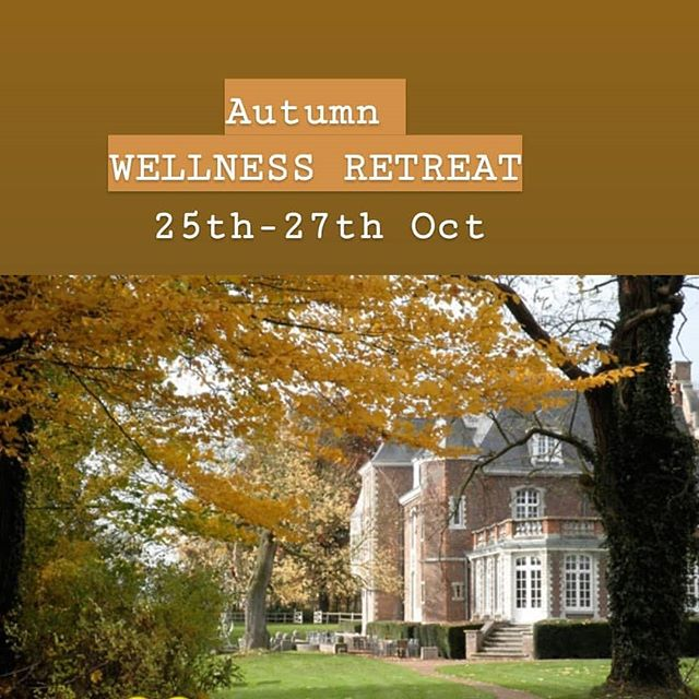 This is a kind inviation to spend some time with yourself and your desires and dreams from the 25th till the 27th of October at the @heerlijckyt_van_elsmeren. A unique opportunity to build a self care foundation for more succes in your personal and professional life. More info on my website, link in bio  #wellness #retreat