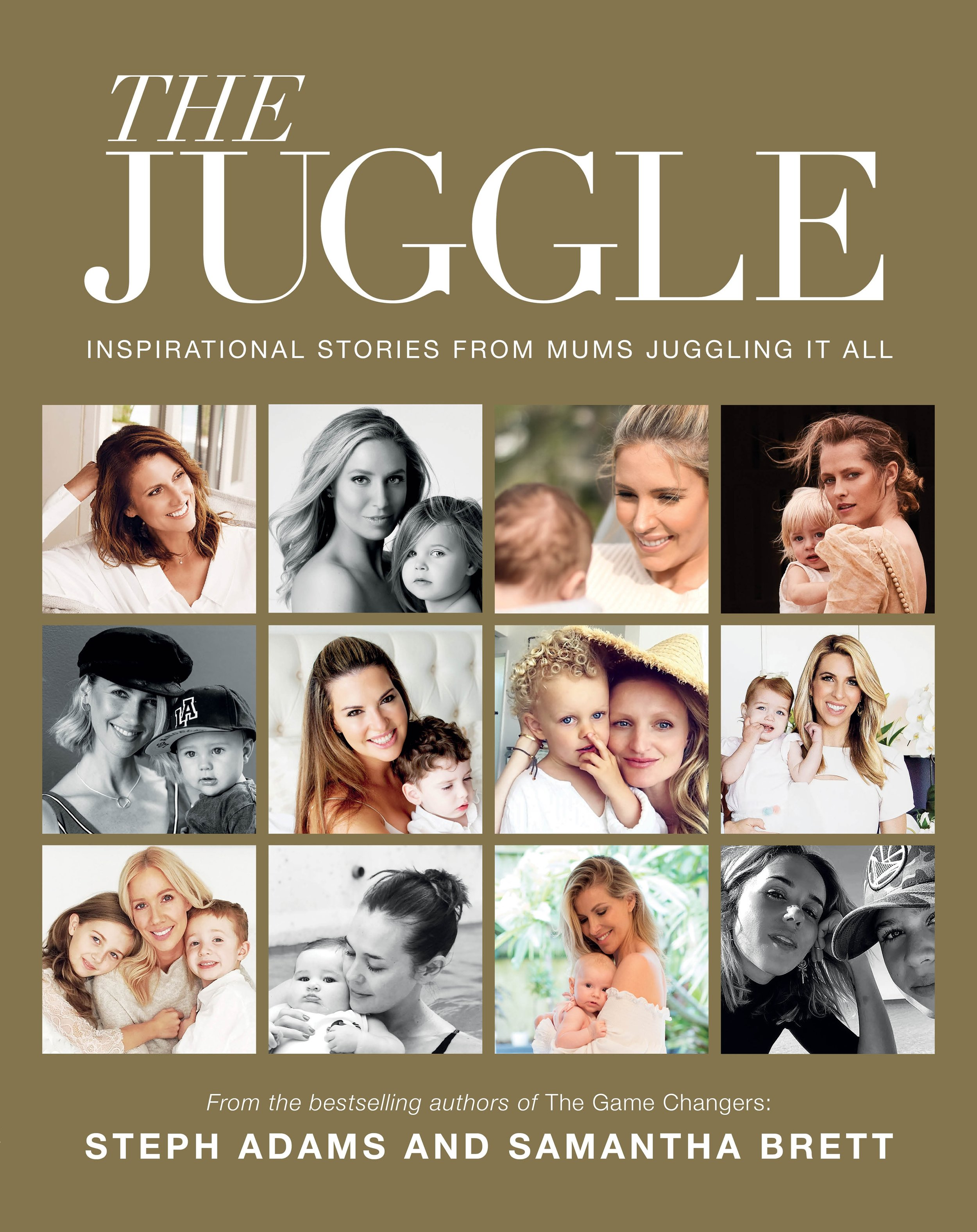 THE JUGGLE - OUT APRIL 2019