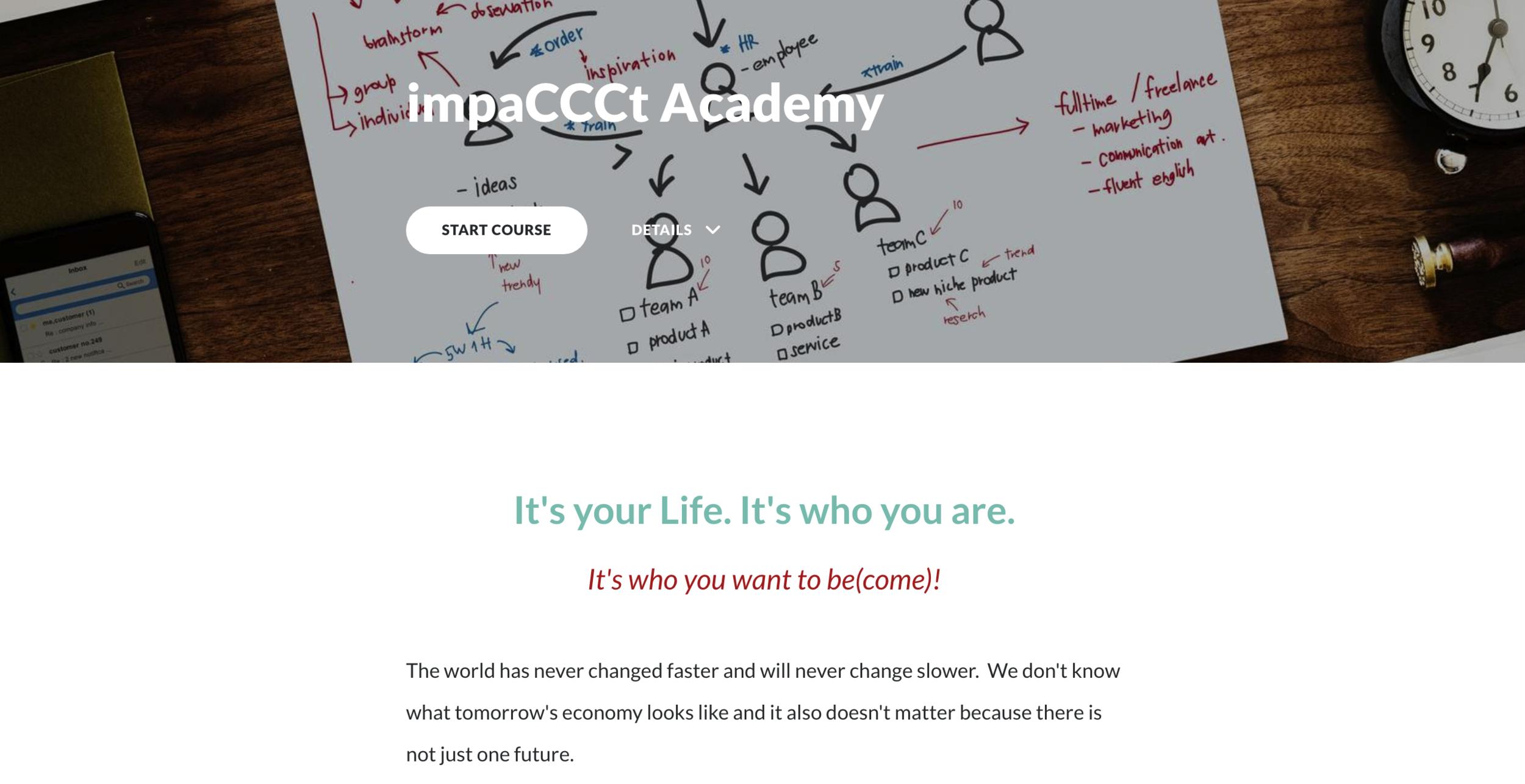 impaCCCt Academy