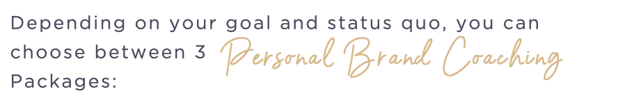 impaCCCt Personal Branding