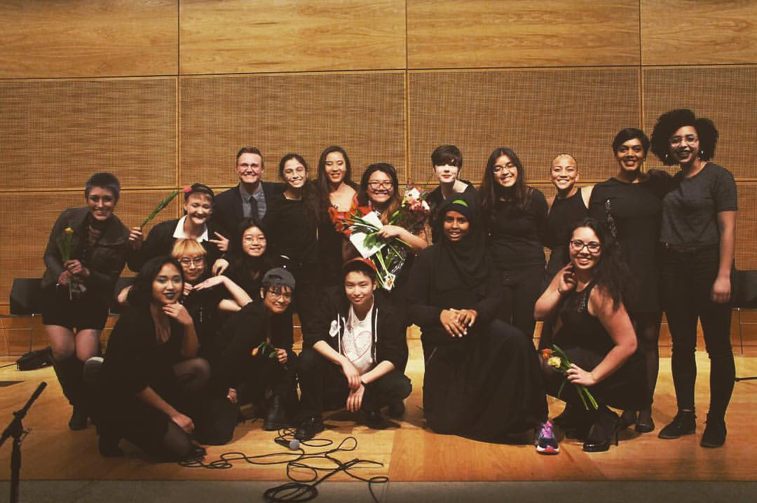 Returning to my roots: Acknowledging the intersectionality of my identity through performance -
