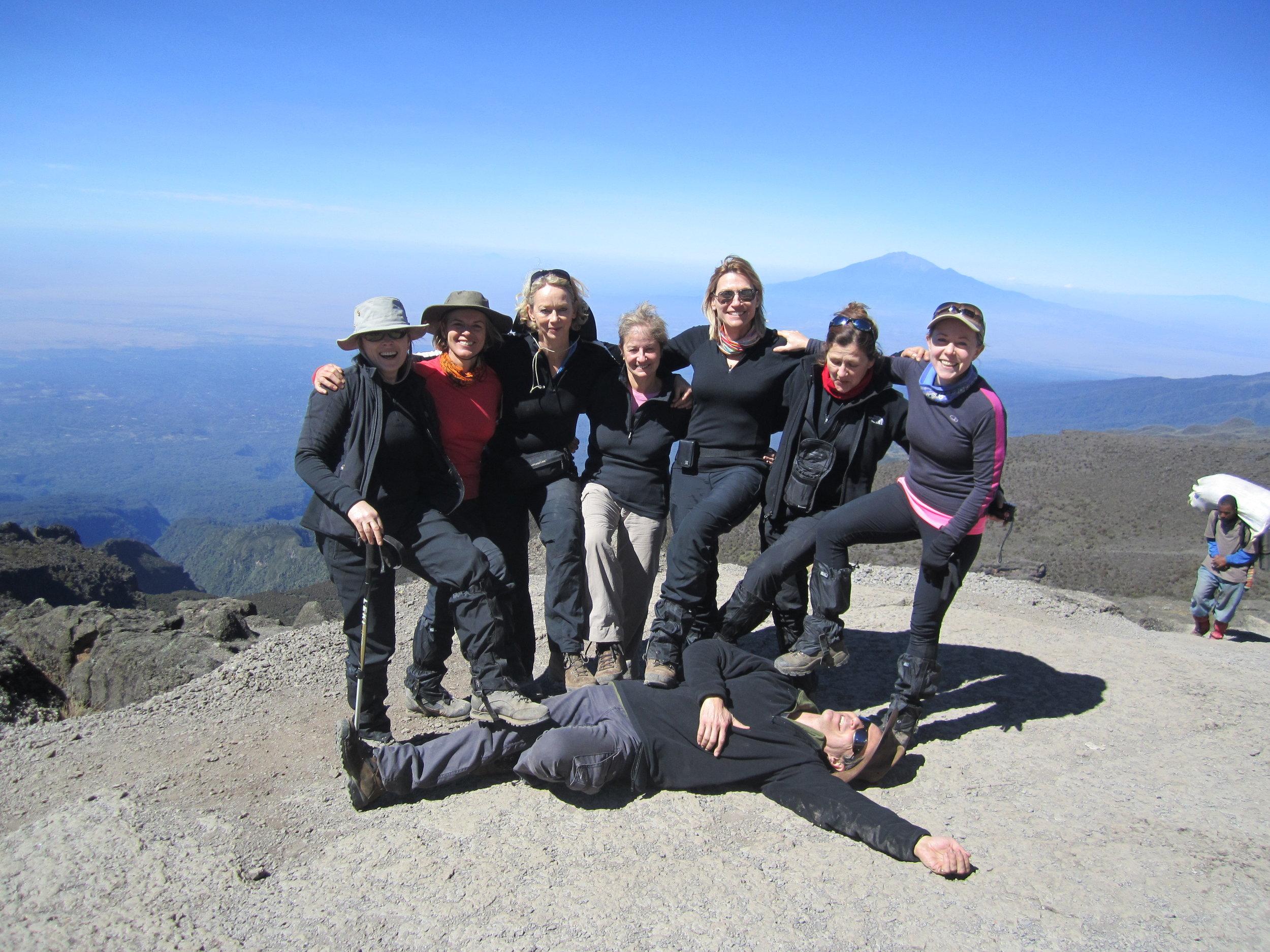 Climbing for Children 2011 →