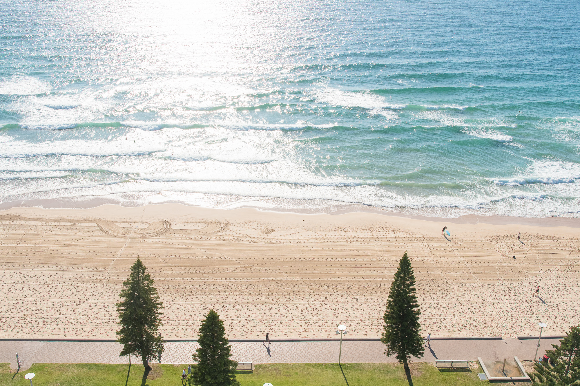 Sunshine & Sand