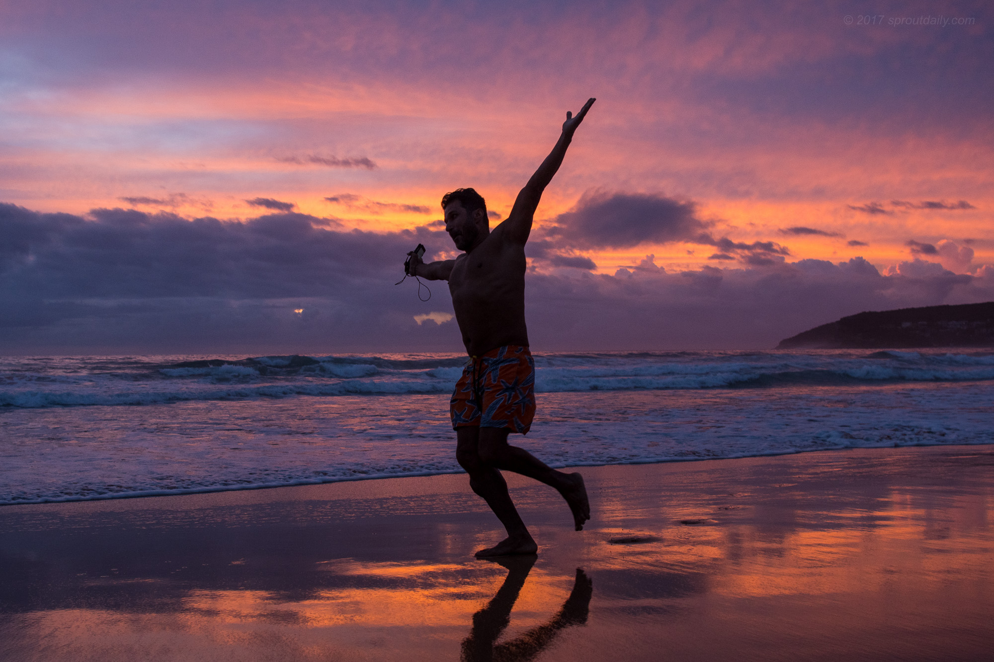 Sunrise Song & Dance