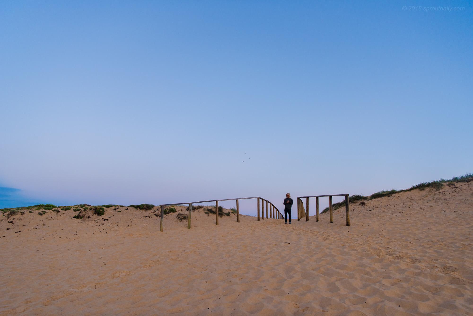 High Dunes & Open Sky