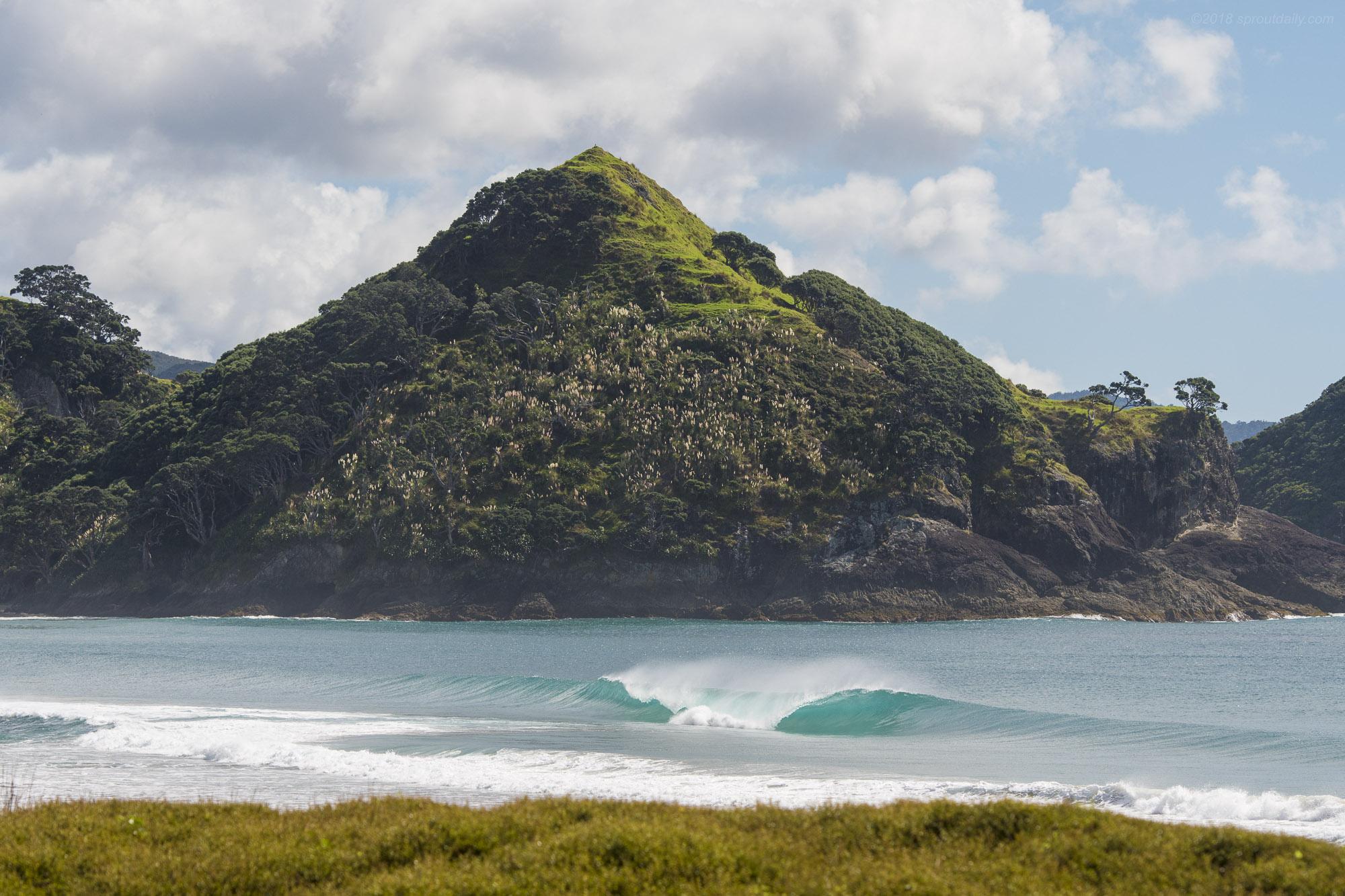 Double Peak, NZ - 30 Mar