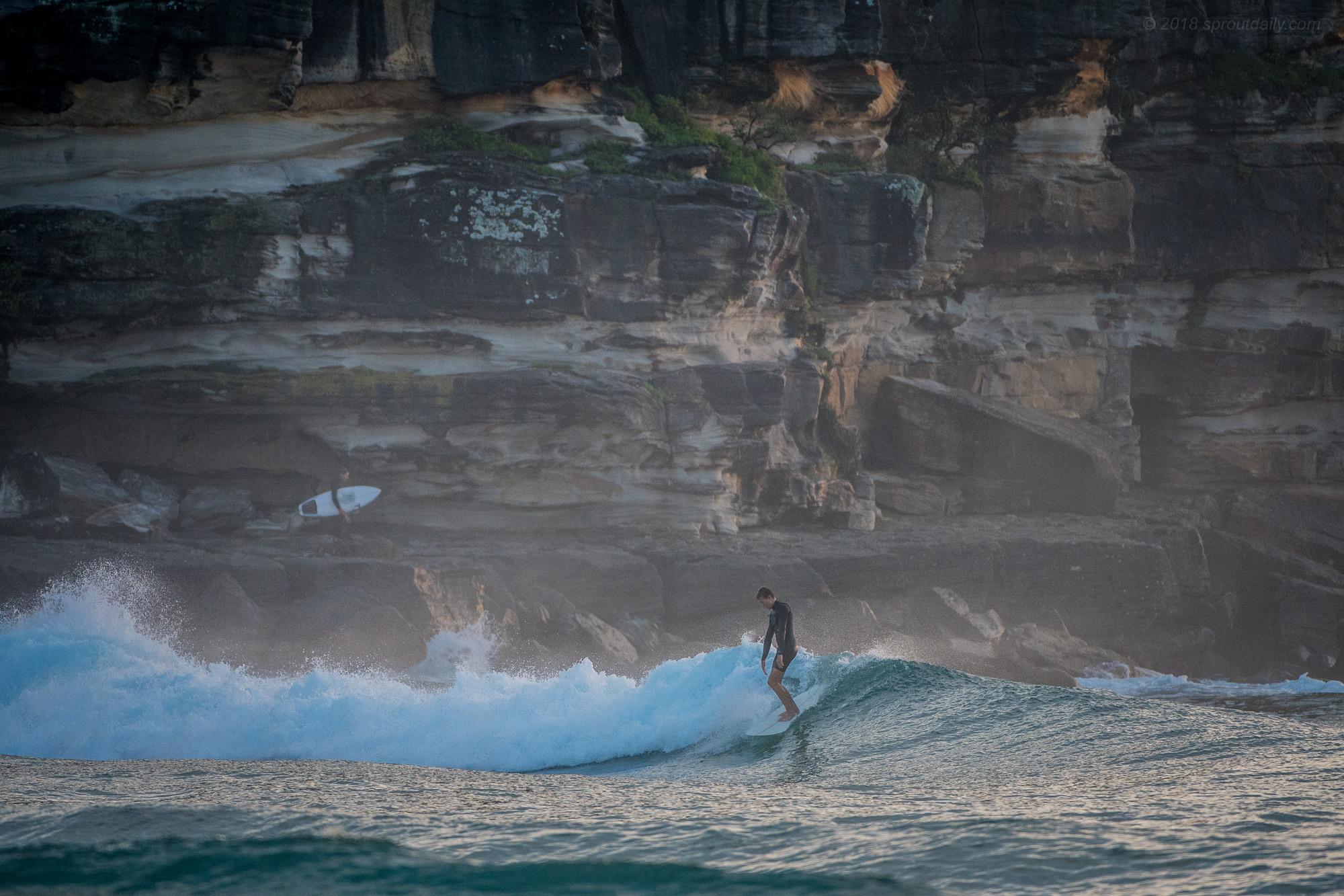Cliffside Runner