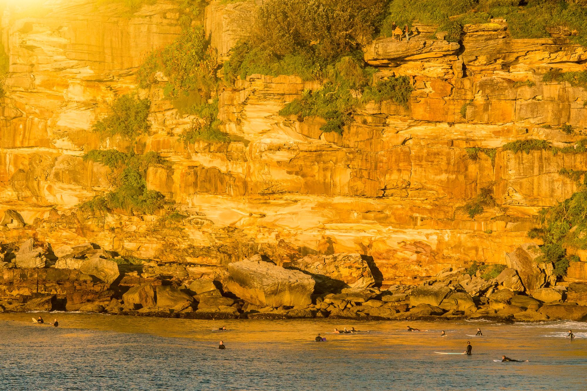 Solid Gold Cliffs
