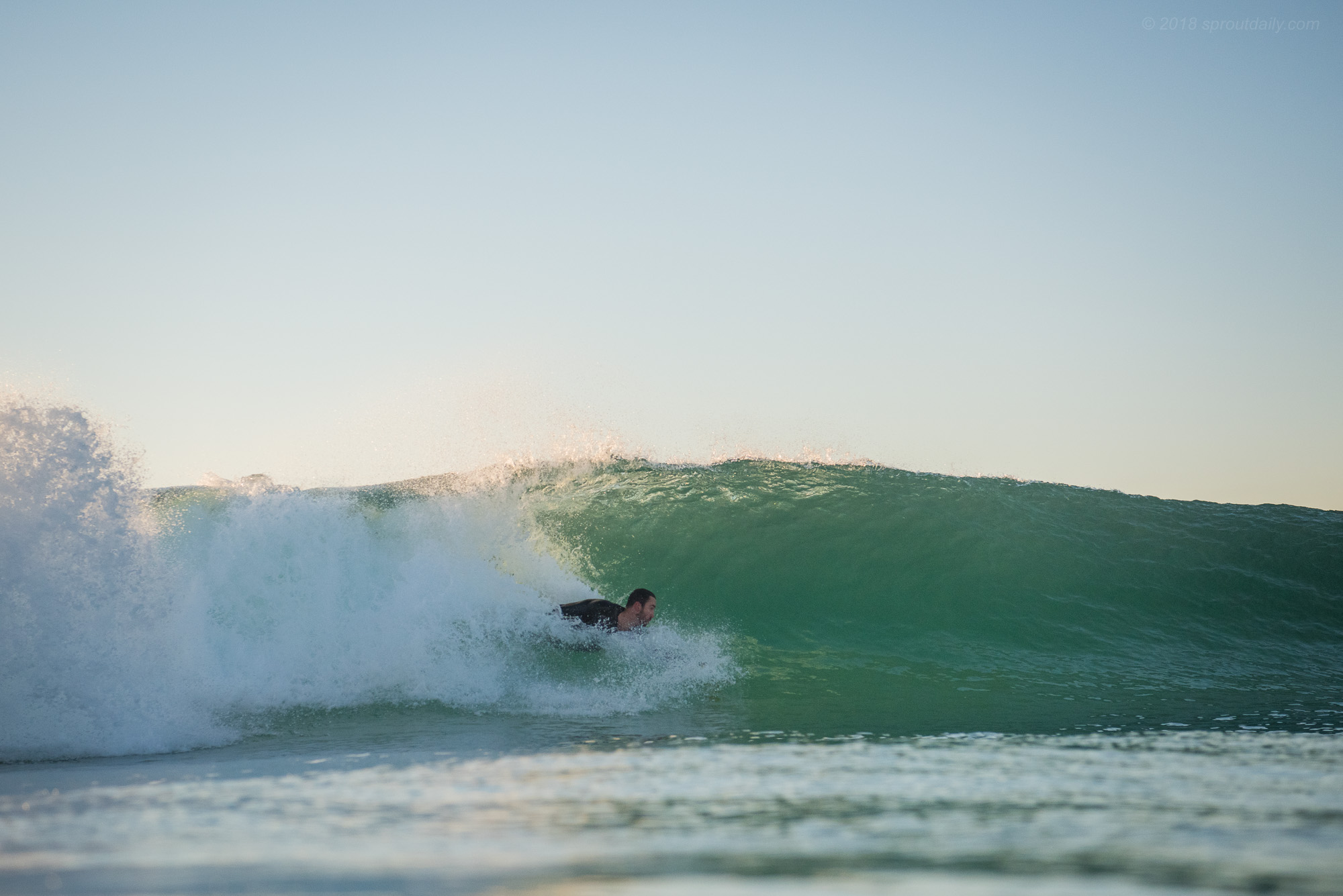 Simplest of Surfing - Good option this morning
