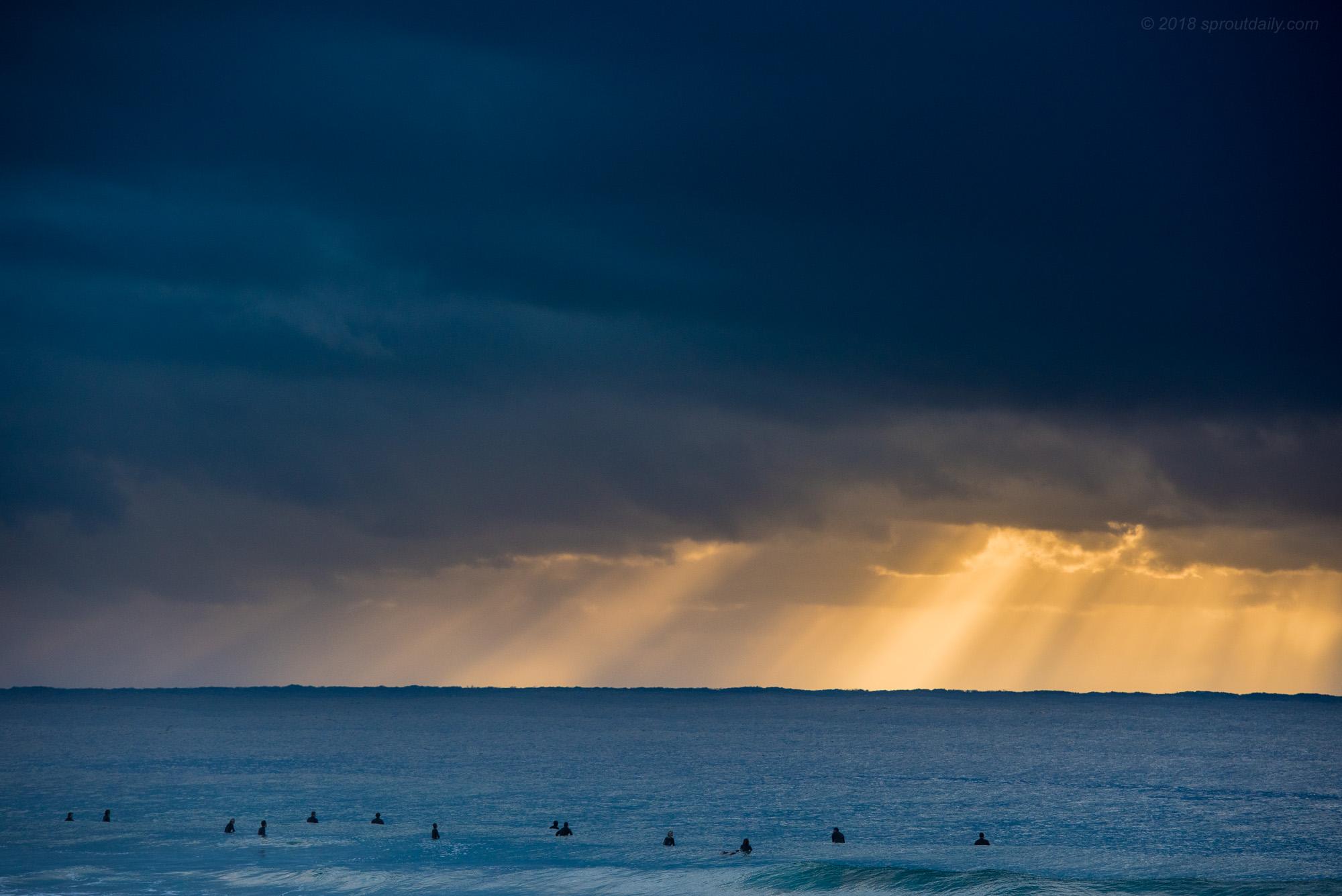Dawn Light Show