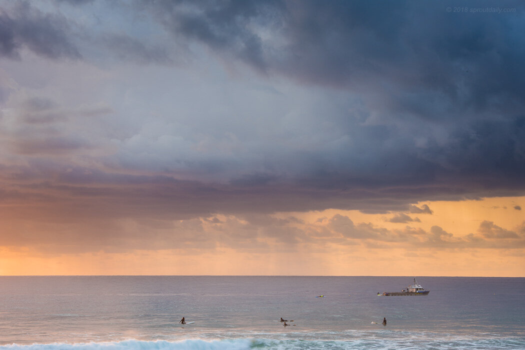 Offshore Showers