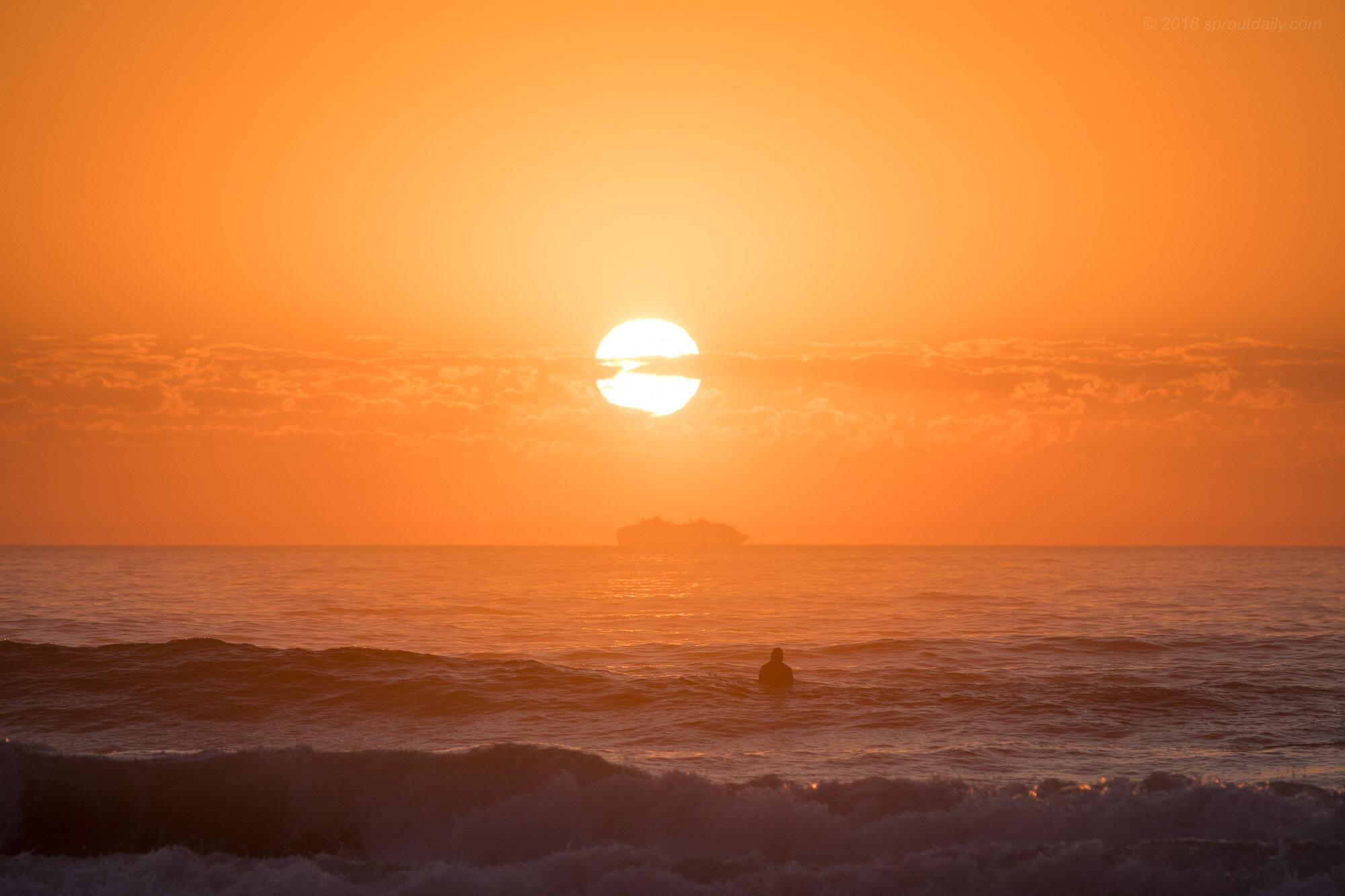 Rising Orange
