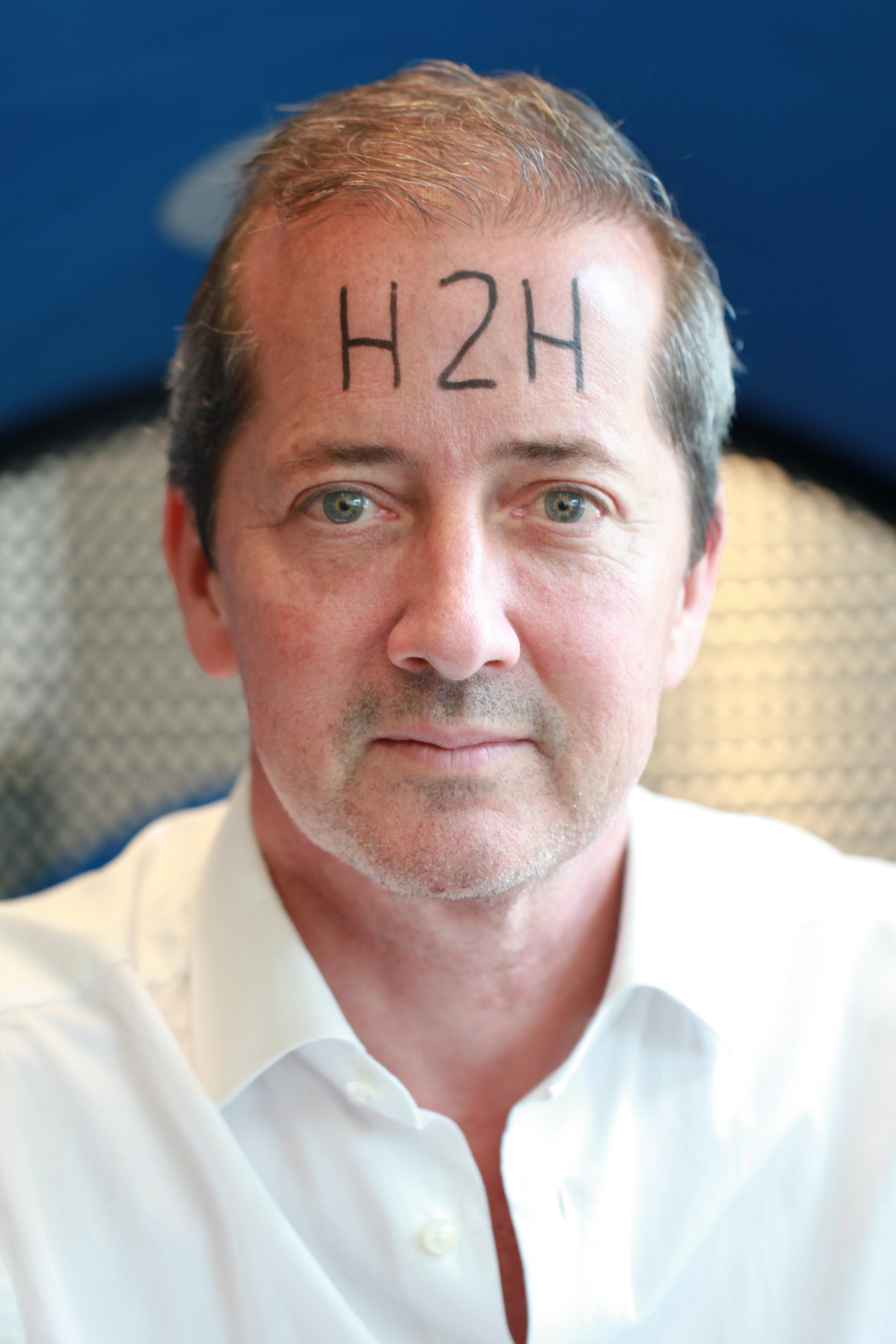 Patrick Delarive - Homme d'affaire SuisseHuman to Human