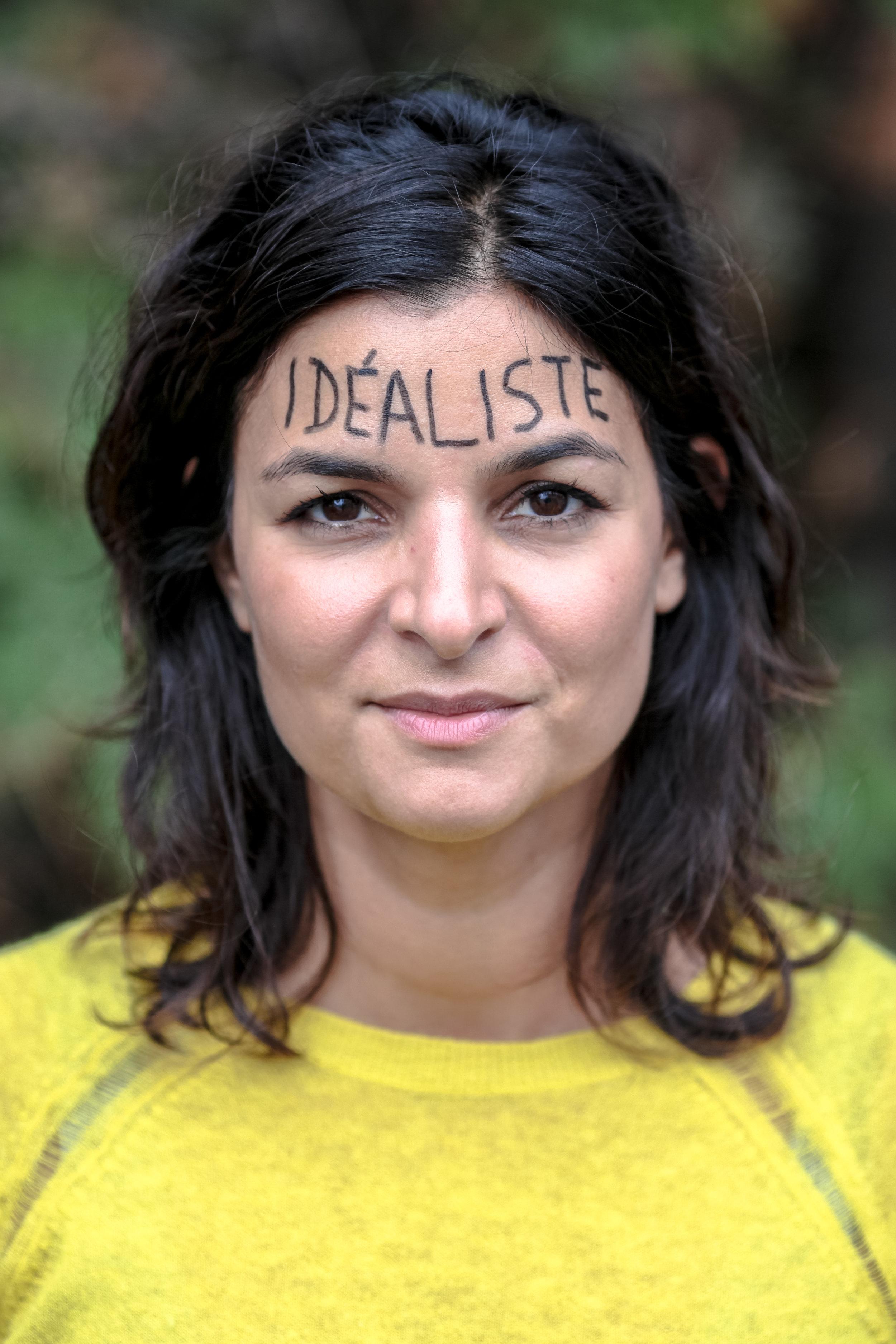 Leila Delarive - Fondatrice de la chaîne de télévision
