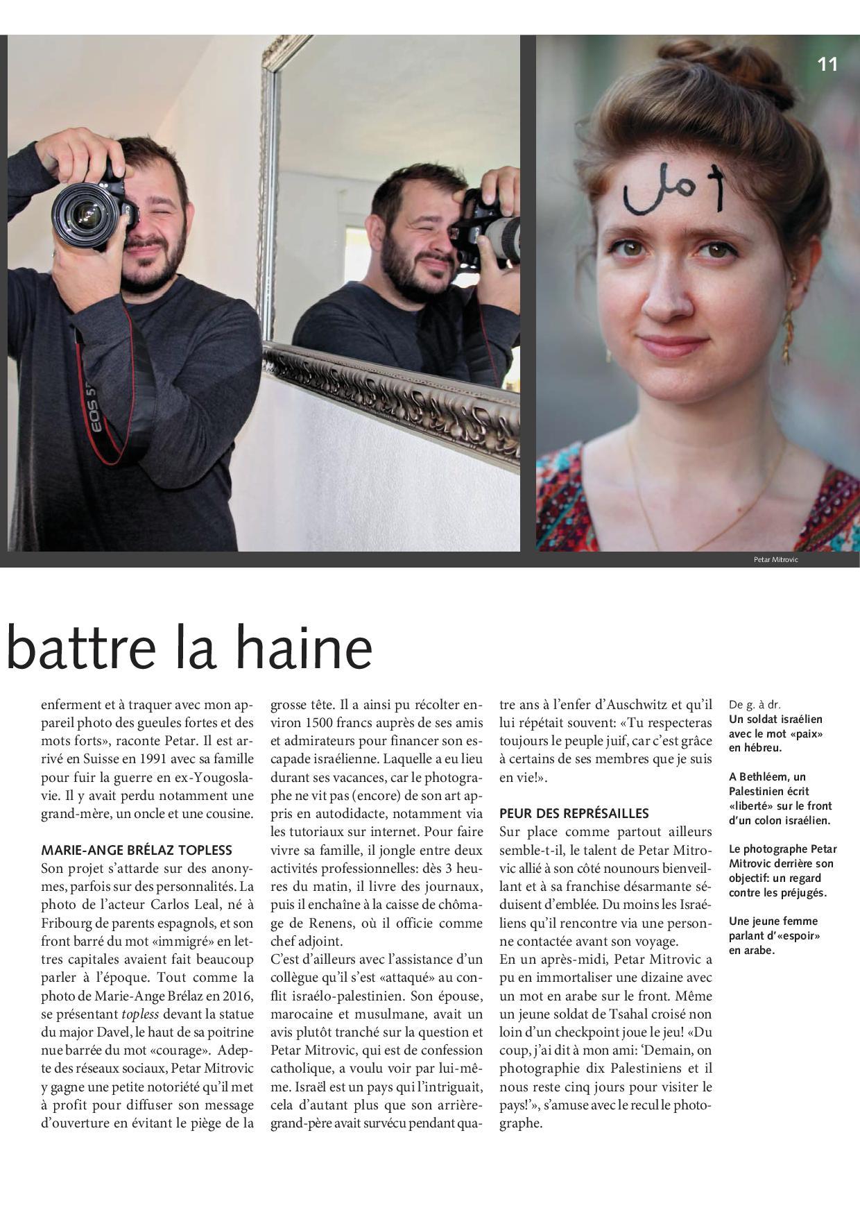 Magazine Echo - 4 janvier 2018