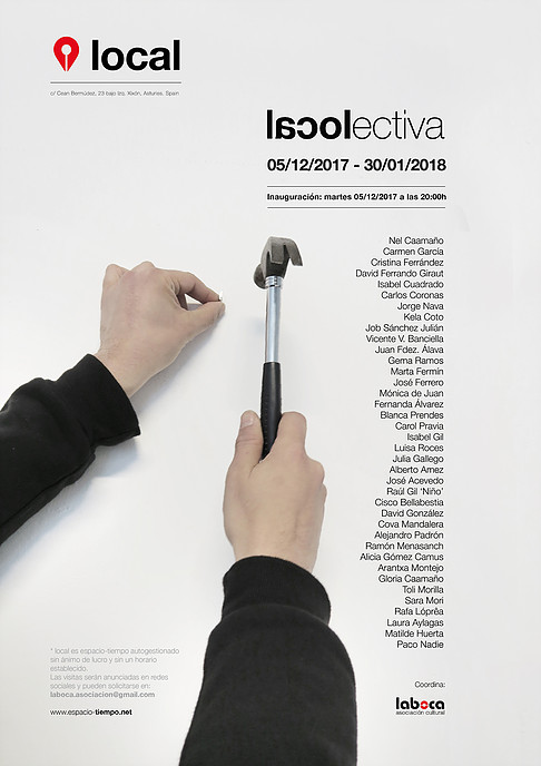 Exposicion colectiva en Local espacio arte Gijón diciembre 2017.jpg