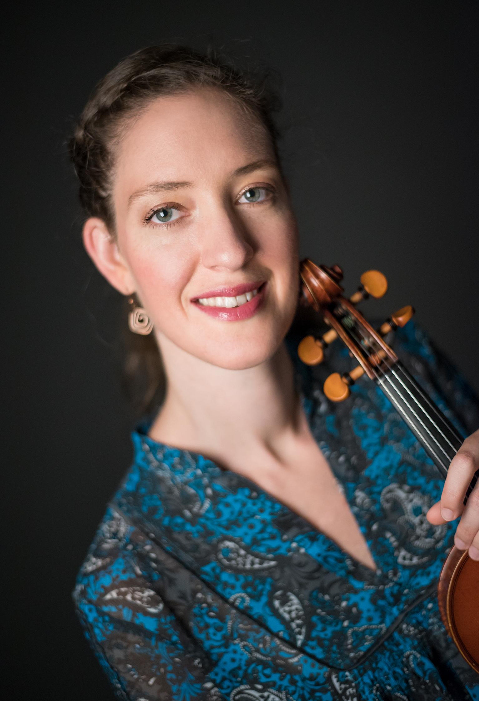 ELISABETH M. KRAUß   violin