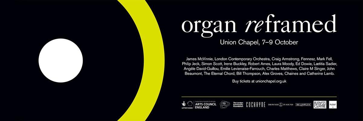 Union chapel organ festival 2016