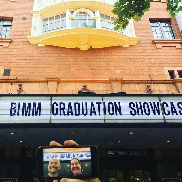 It's #bimm showcase time of year :)