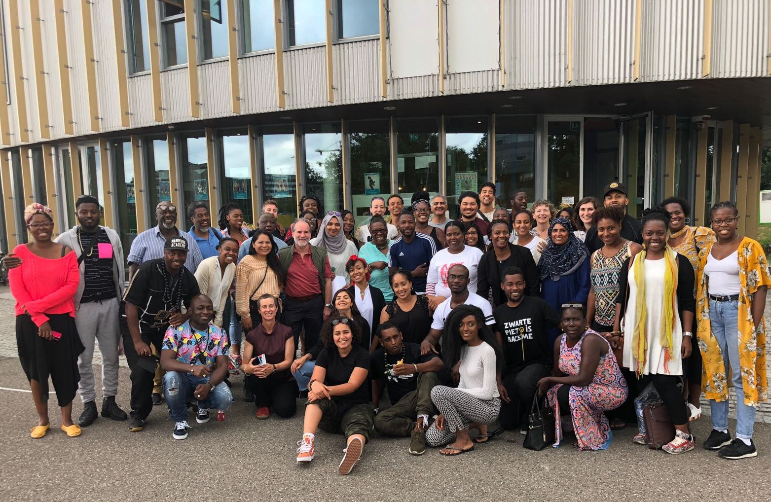 European Summer School  Our project - European Summer School: Towards Resilient Communities - provided training in community leadership and capacity building to small, mainly BME organisations.