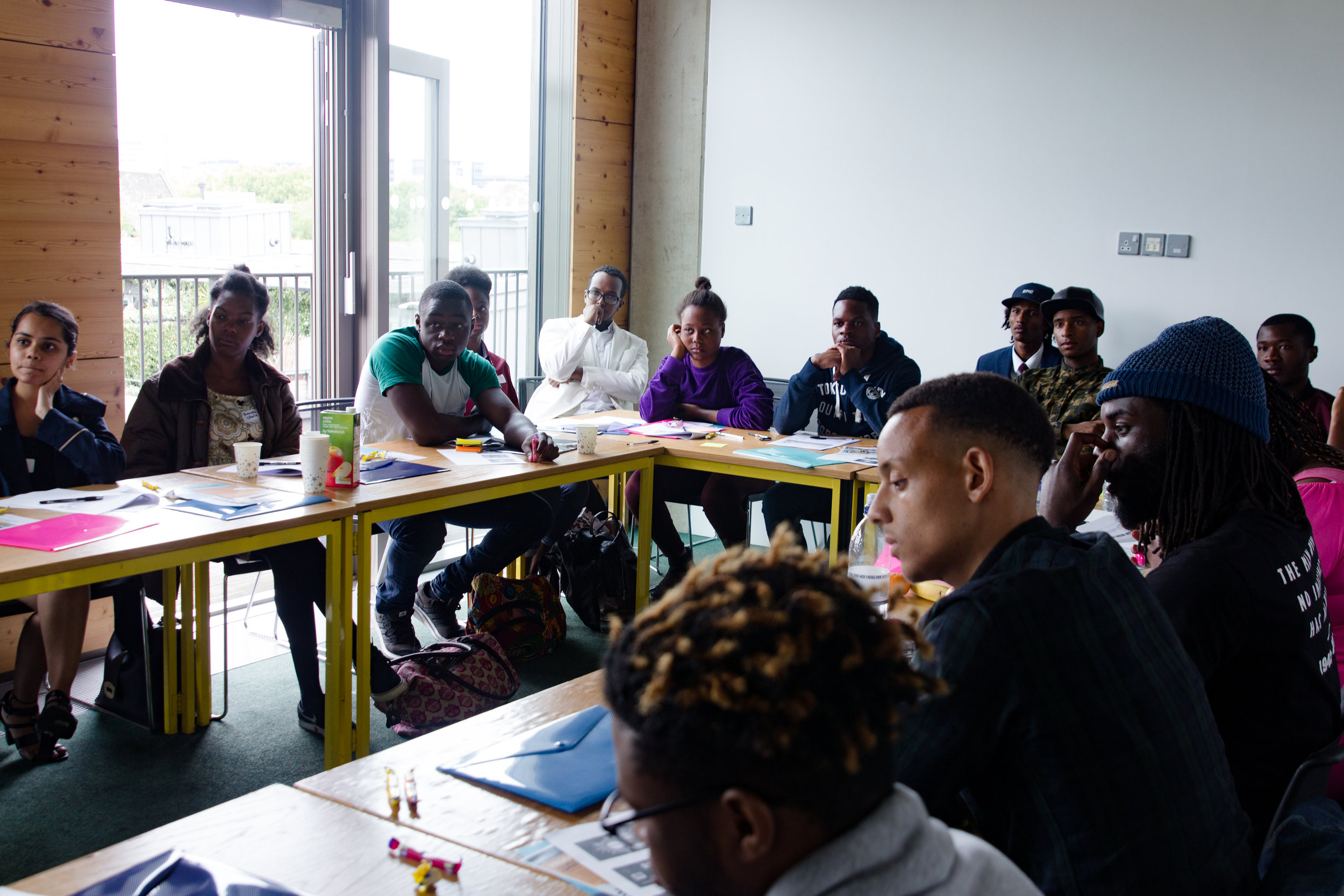Young Emerging Social Leaders Programme  This programme will provide a safe space for young leaders to explore their role in society as changemakers and how they can make a deep and lasting impact in their communities.