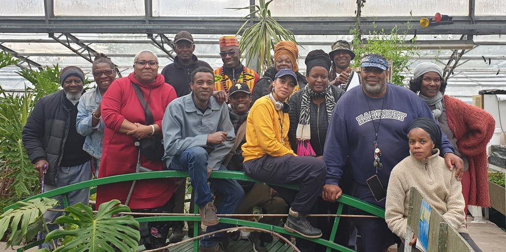Black Rootz (Incubation project)   Black Rootz is the first multigenerational black led growing project in the uk, where the older generation share their expertise on growing whilst also supporting youth engagement in their surrounding natural environment.