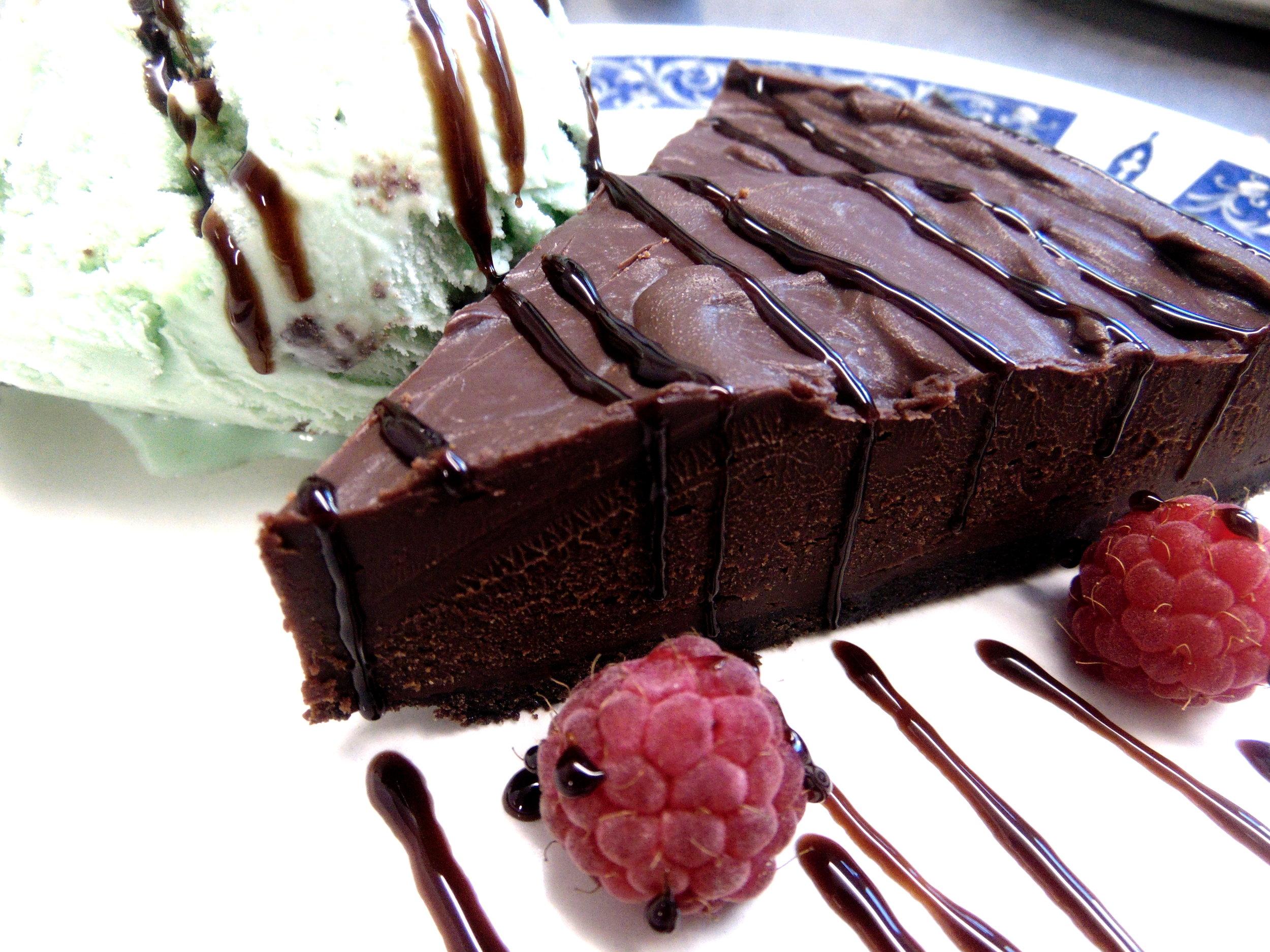 White-Hart-Inn-Bridestowe-Devon-Eat-with-Us-Restaurant-Menu-Chocolate-Torte-Homemade-Mint-Choc-Chip-Ice-Cream-Raspberry-Sauce.JPG