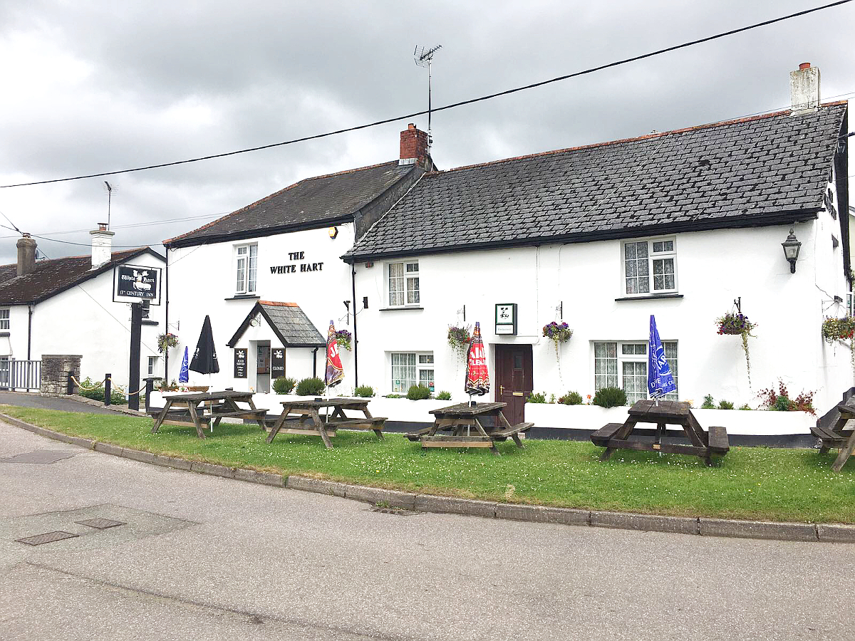 The-White-Hart-Inn-Bridestowe-Devon-Gallery-Front-Beer-Garden-Flowers-Hanging-Baskets-Seating-Outdoor.JPG