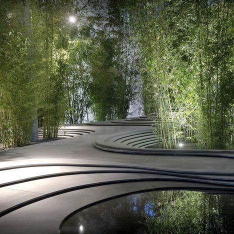 Naturescape by Kengo Kuma, Dezeen