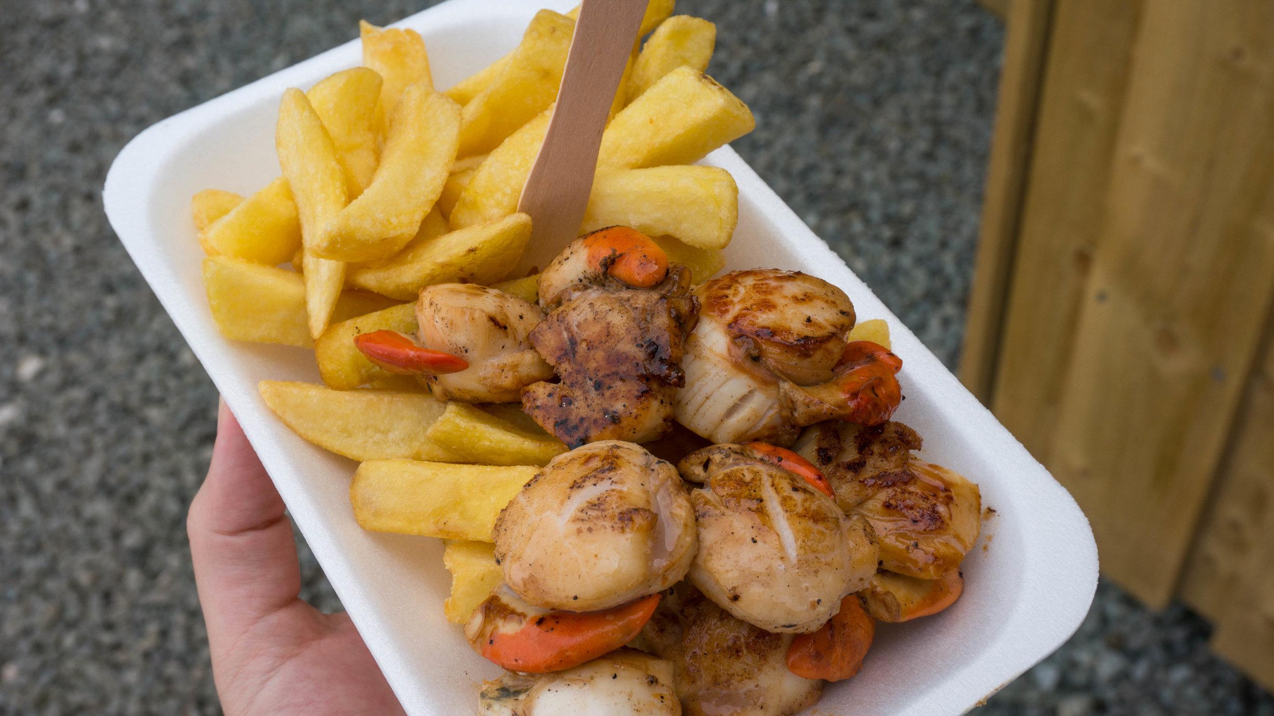 Food in Skye