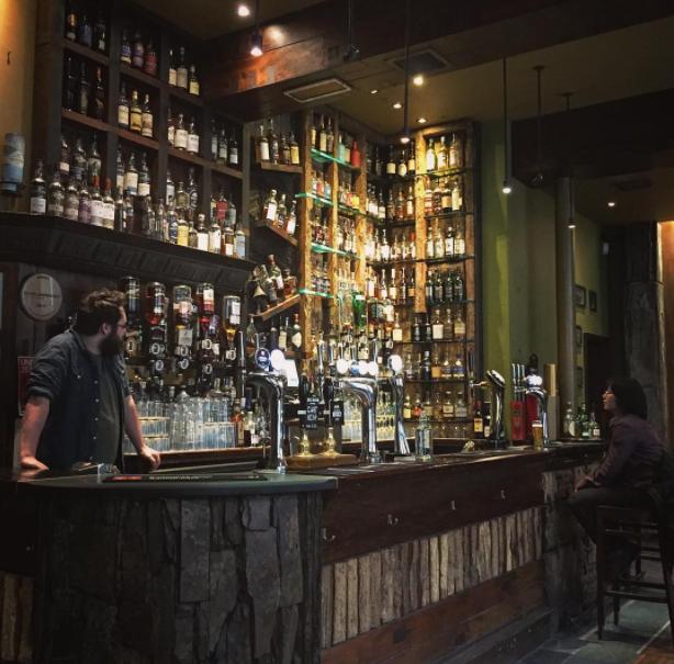 the ben nevis bar glasgow the style stories