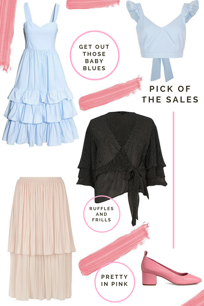 the style stories scottish fashion blog sales wishlist shopping fashion