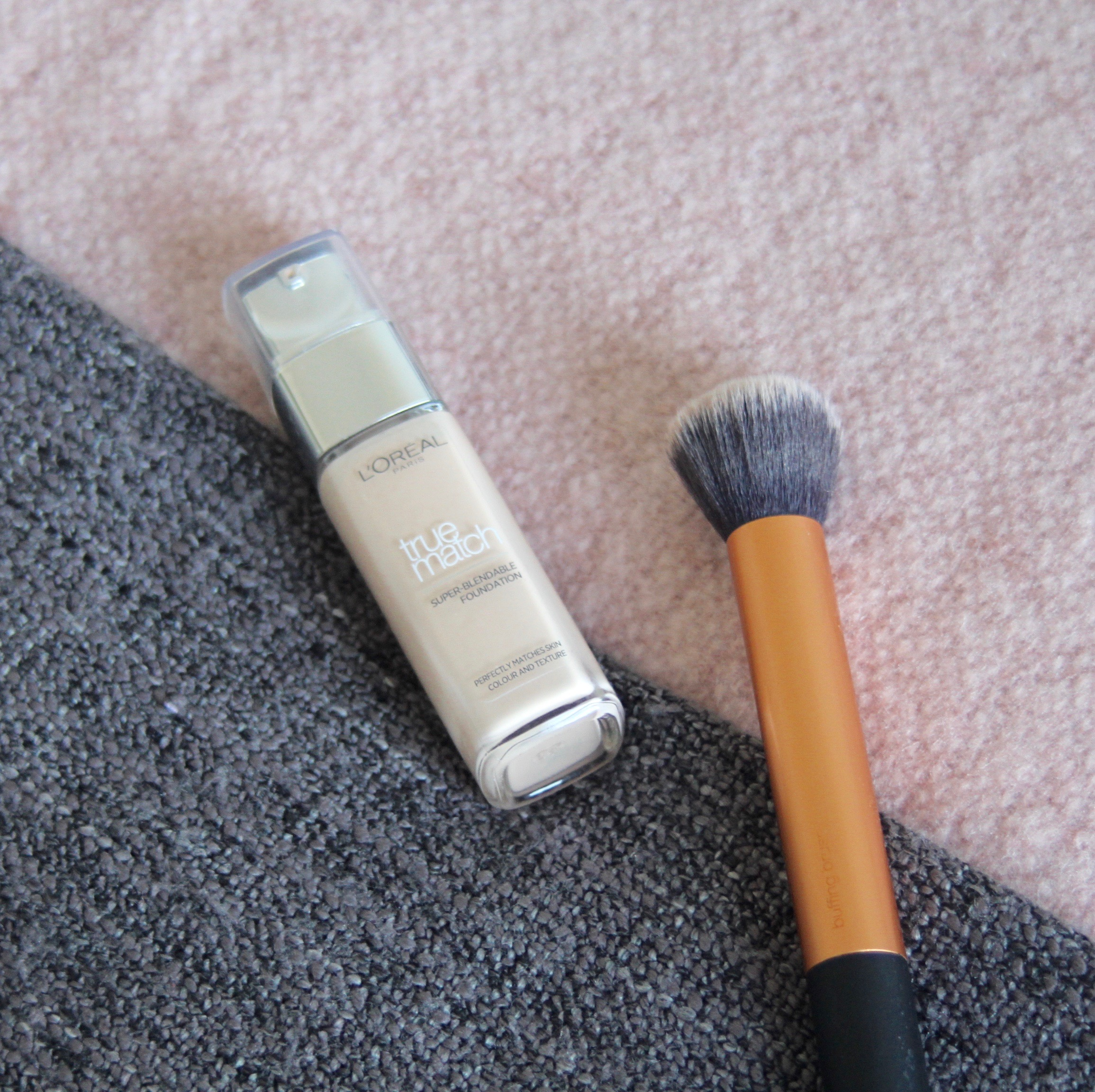 The Style Stories L'Oreal True Match foundation review