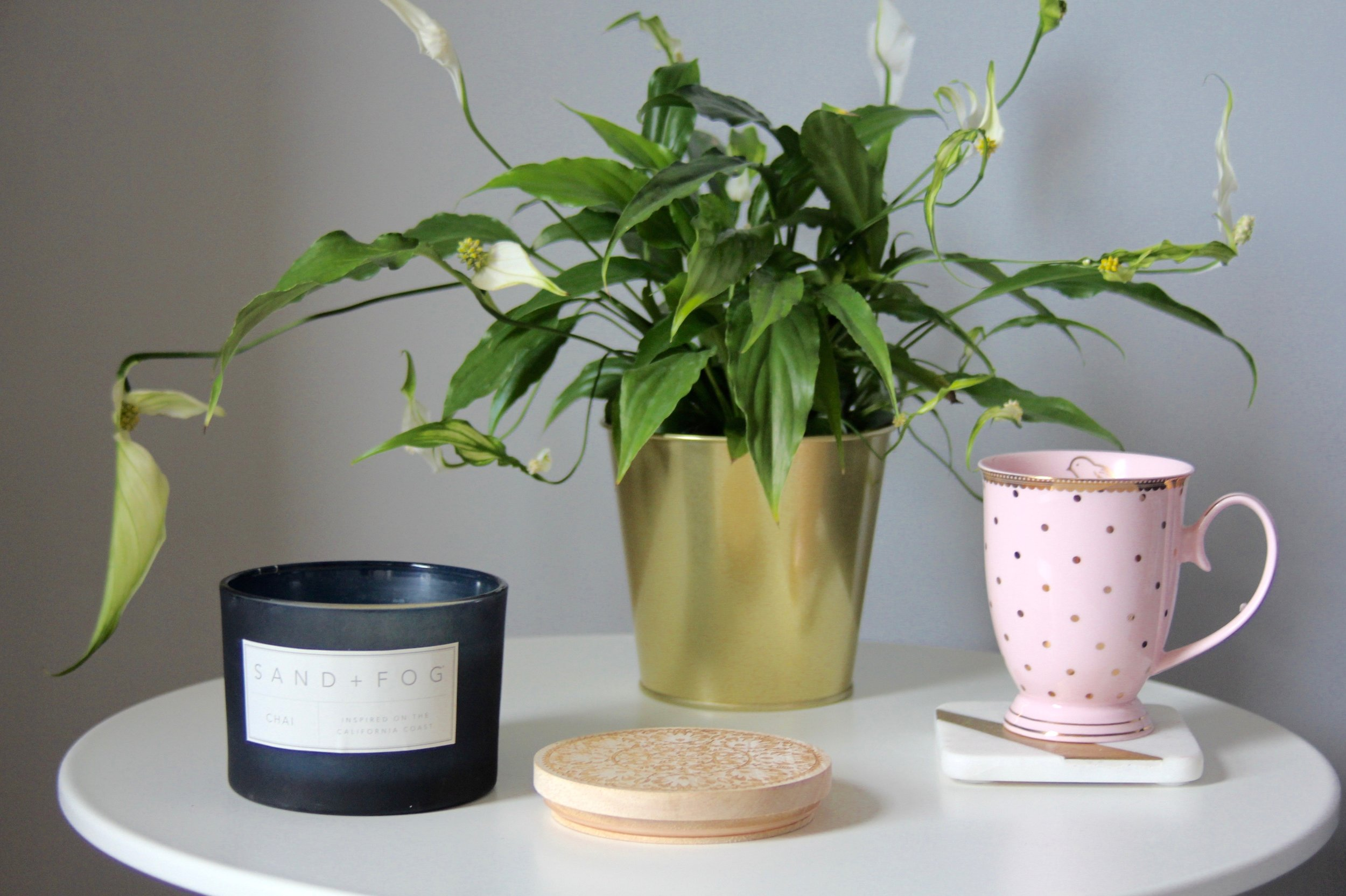 The Style Stories autumn candles