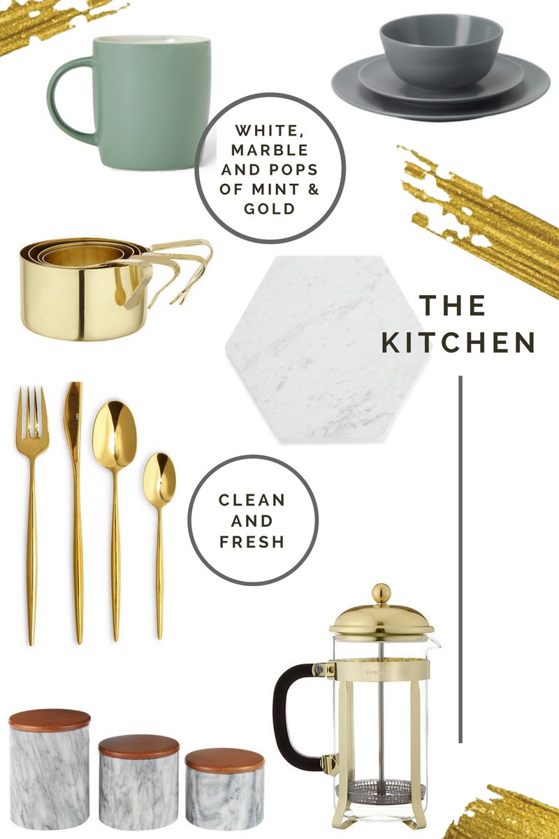 the style stories the kitchen interiors moodboard
