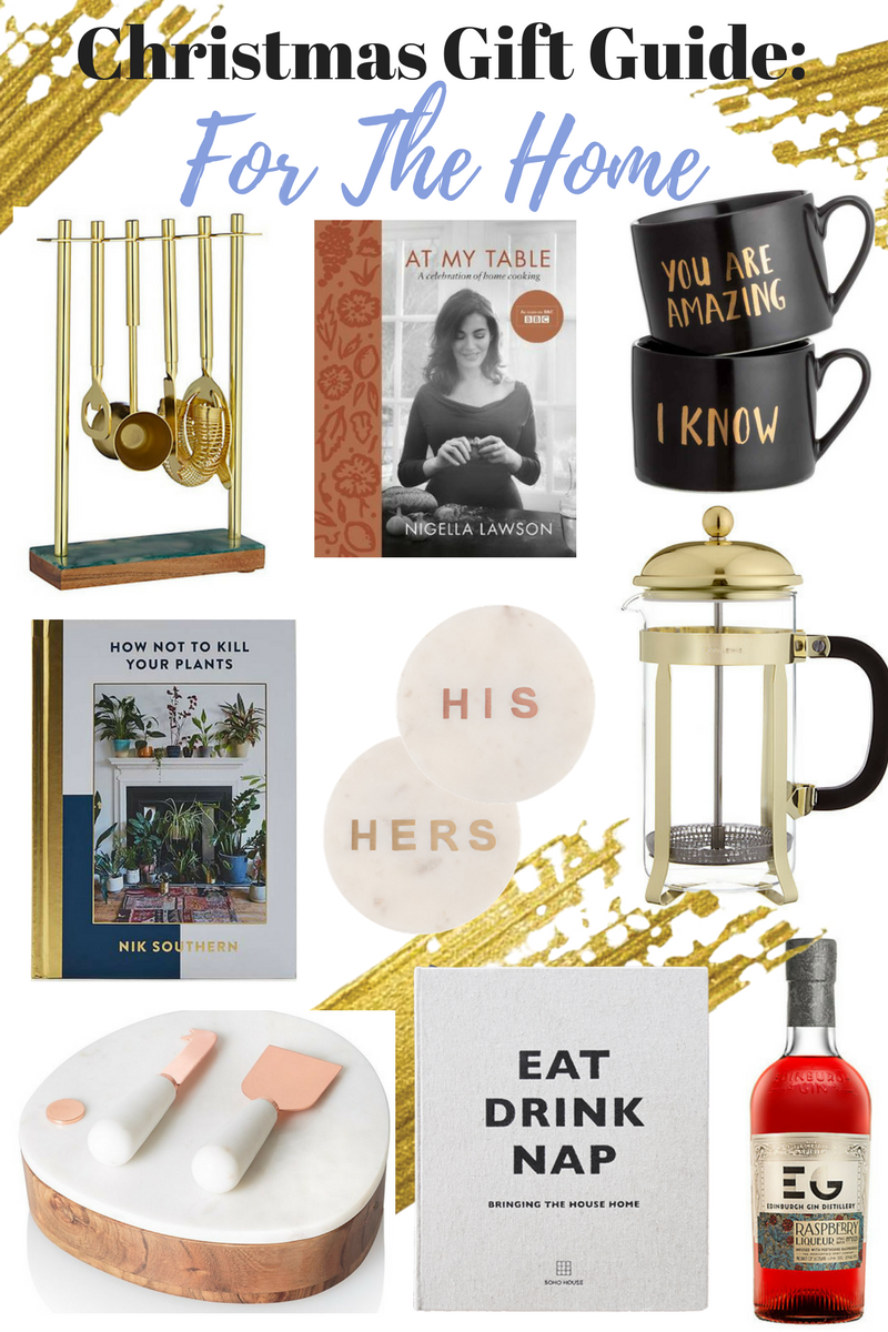 the style stories christmas gift guide gifts for the home