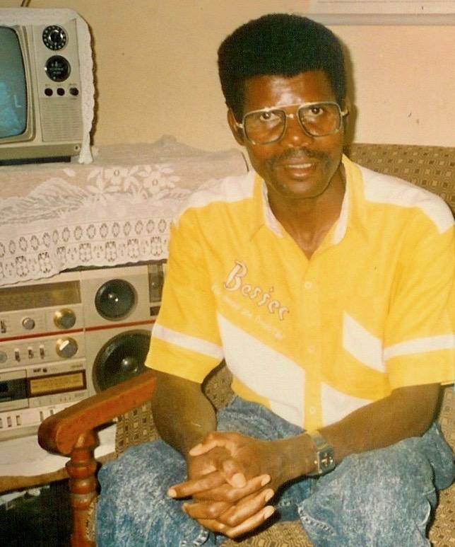 Deo's father, Beauxdoin Mwano