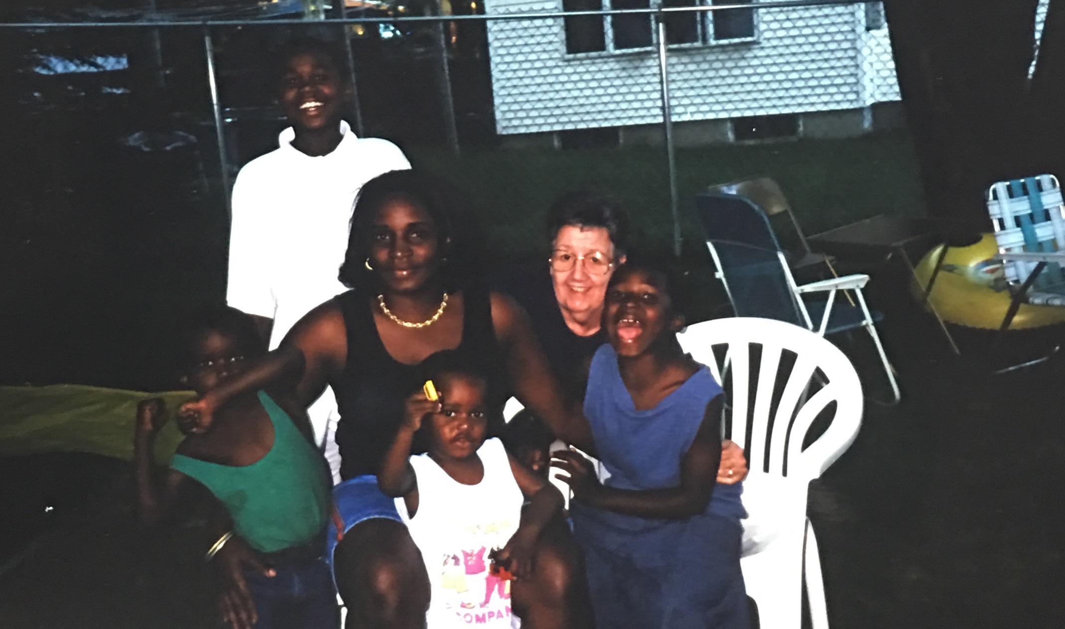 Mwano family
