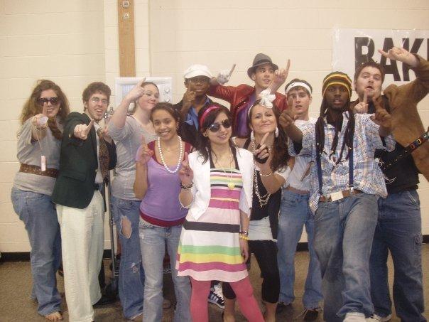 Spirit Week at Mount Zion School