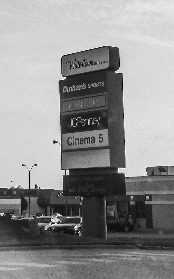 Watertown Mall!