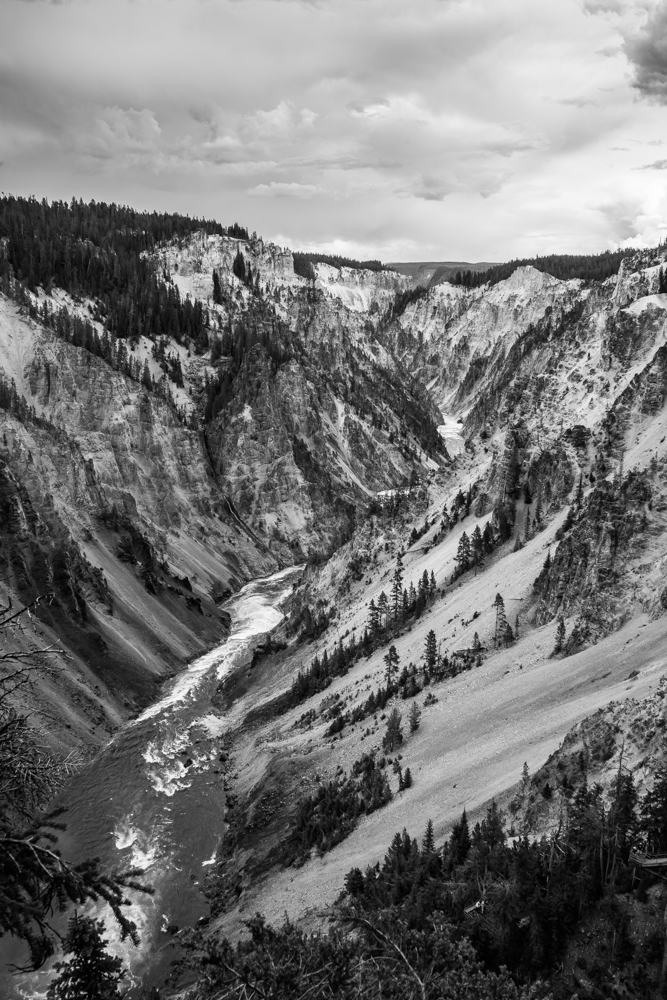 Looking at these photos, I think of my mum for some reason. Maybe, as with many of these places, I had wished I could have had her along. She's always wanted to (re)visit so many of these places, and Yellowstone's definitely near the top of the list. I took these mostly for her.
