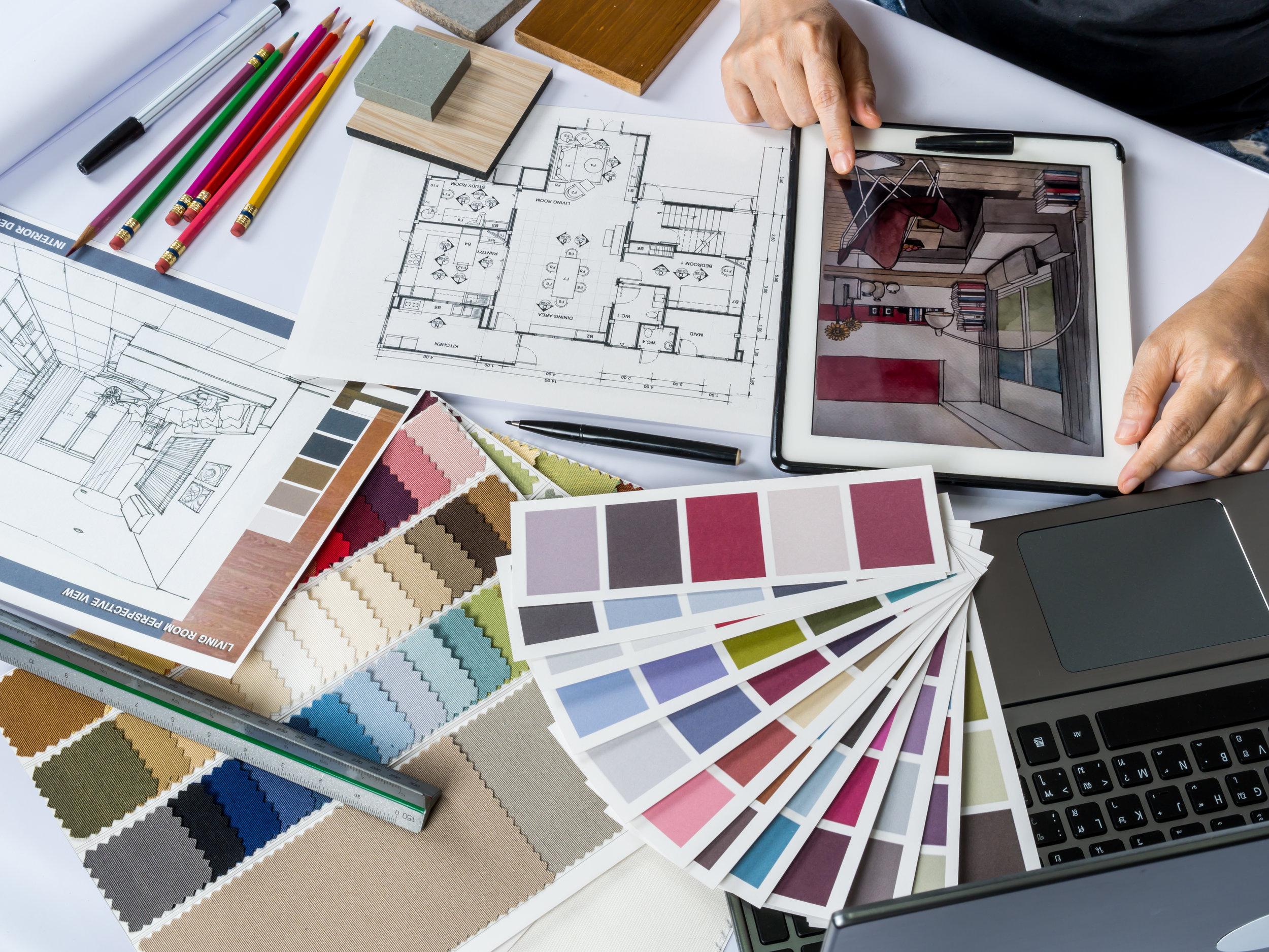 design and decorating