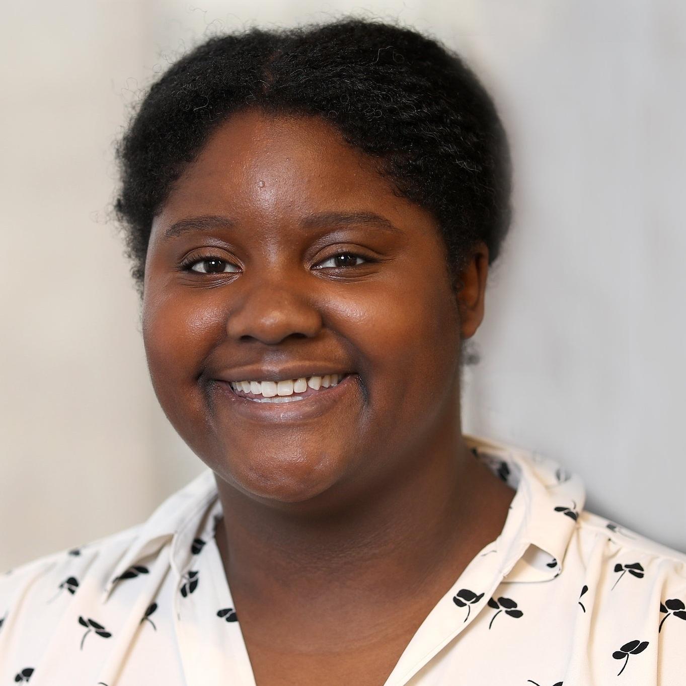 Paris Singleton, M.A.  Graduate Research Assistant