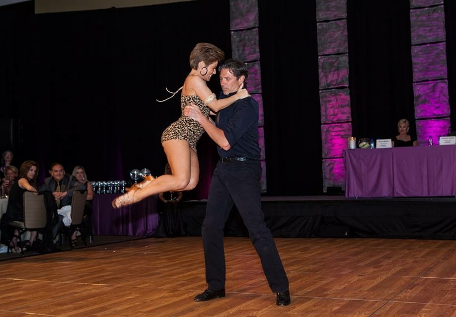 Asiya Khasnutdinova Valeo Dance Studio Dancing Stars of Atlanta Winner