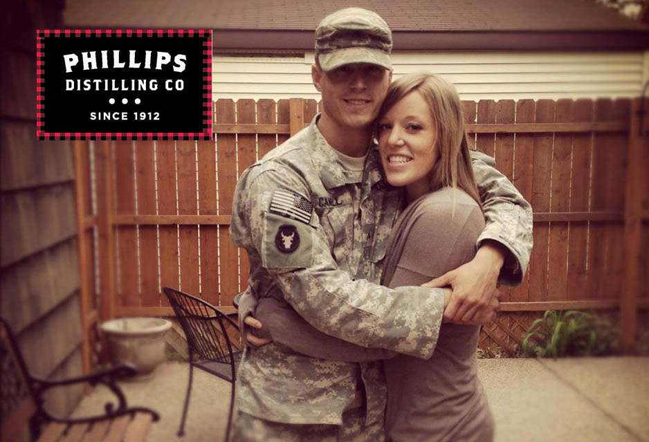 Stephanie C: Proudly Supporting the Military Community -