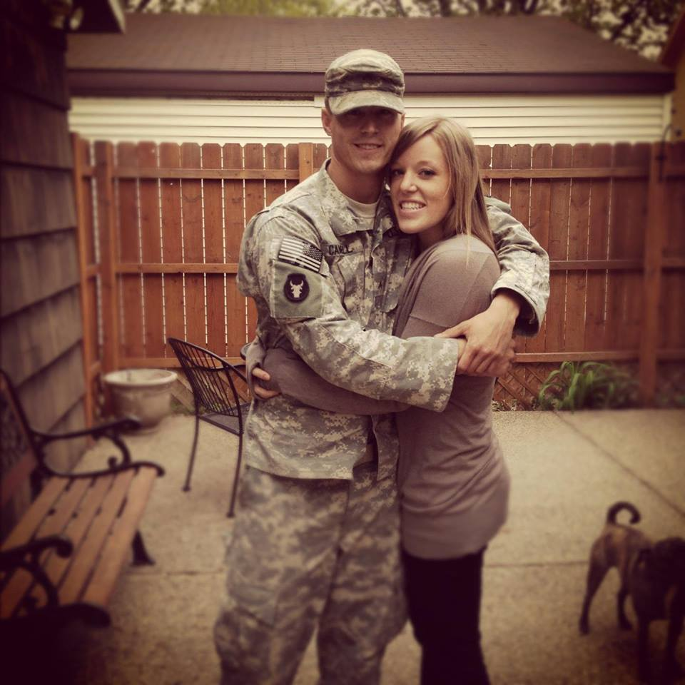 Stephanie C: Proudly Supporting the Military Community