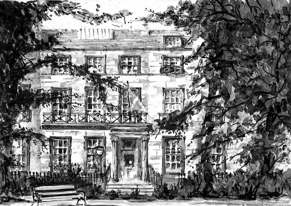 Andrew Merrylees, the scottish arts club